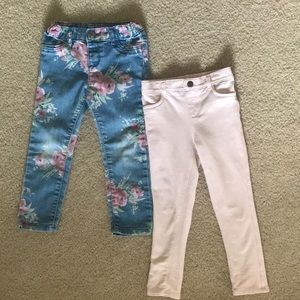 The children's place girls pants